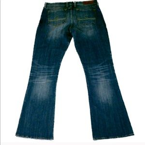 Lucky Brand Sofia Boot Jeans 14/32 Long NEW